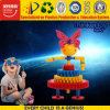 < Thinkertoy> Building Blocks Toy Cute Flexible Cartoon Figures Model for Kids