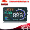 5.5inch Multi-Color OBD2 A8 Hud up Display in Car