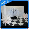 Fashion Design Inflatable Light Wall for Event Decoration