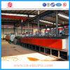160kw Electrical Resistance Mesh Belt Furnace