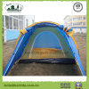 2p 2 Layer 3 Poles Camping Tent with Extension