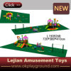 Ce Good Quality Children Outdoor Play Plastic Structure (X1503-7)