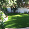 60mm Height 18900 Density Ladst10 Anti-UV Popular Decorative Landscape Synthetic Fake Grass