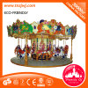 Electric Amusement Equipment Merry Goes Round Outdoor Toys for Sale