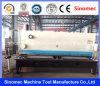 CNC Guillotine Shear / CNC Cutting Machine / CNC Hydraulic Shear Machine (QC11K-20X3200)