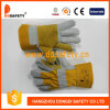 Cheap Cow Split Hand Working Gloves Factory