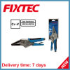 "Fixtec Hand Tools CRV 9"" Long Nose Locking Plier Cutting Tool"