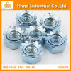 Stainless Steel Golden Supplier A2 Metric Size Kep Nut