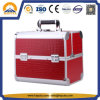 Ladies Beauty Case Aluminum Cosmetic Case for Nail Arts (HB-6337)