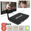 E9 Android TV Box 2+16GB Amlogic S912 Octa Core Set Top Box Dual Band WiFi HD 4k Player Kodi17.1 Android 6 OS