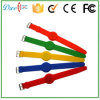 Waterproof Multi Colors Optional Silicone RFID Wristband 13.56MHz Mf 1k ISO14443A F08 Chip