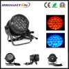 Waterproof 19*15W LED Light DMX Controlled PAR Cans with Zoom