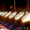 36X18W 6in1 LED Wah Zoom Moving Head Disco Stage Light