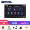 Witson Quad-Core Android 9.0 Car DVD GPS for Peugeot 3008/5008 2009-2011 Built in 16GB Inand