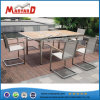 Standard Size Wood Top Dinging Table Furniture