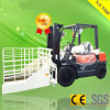 4t Diesel Forklift with Paper Roll Clamp