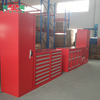 Stainless Teel Metal Storage Garage Electronics Instrument Cabinet Box