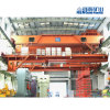 Qd Type Double Girder Hanger Bridge Wheel 30 Ton Overhead Crane