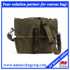 Leisure Casual Waxed Canvas Bag for Shopping and Touring