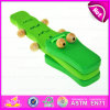 2015 Top Sale Best Kids Toys Instruments Castanet Toy, Musical Percussion Instrument, Crocodile Deisgn Wooden Castanet Toy W07I117