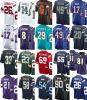 Wholesales 2018 Draft Picks Newest American Football 32 Teams Football Jerseys