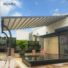 Direct Factory Retractable Awning Aluminum Pergola Turkey Opening Roof for Front Porch