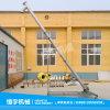 Stainless Steel Tube Powder Lifting Screw Elevator Feeder Conveyor with Silo
