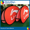 Dye Sublimation Printing Full Color Fabric Design Pull up a Frame