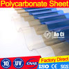 Corrugated Polycarbonate Roof Sheet for Swimming Pool