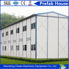Modular Prefab House Modular Building Made of Light Steel Structure Building with Color Steel Sandwich Panels