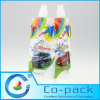 Reusable Water Stand up Plastic Bag