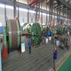 Single-Rope Mine Drum Hoister Elevator Sheave Pulley