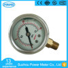 40mm Liquid Filled Bourdon Tube Pressure Gauge
