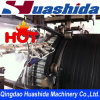 Plastic Extruder Double Smooth Wall Steel Reinforced Polyethylene Pipe Extrusion Line