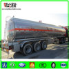 42000 Liters Fuel Tanker Trailer, Oil Tanker Truck Aluminum Fuel Tanks