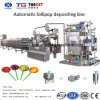 Complet Automatic Lollipop Candy Machinery/Production