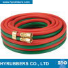Oxygen Acetylene Single/Twin Welding Textile Braid Rubber Hose