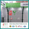 Hot-Dipped Galvanized Razor Barbed Wire Airport Security Fence