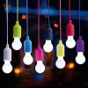 LED Pull Cord Light for Home Improvement Hanging Lamps/Camping/Hiking