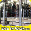 Keenhai OEM Bespoke Stainless Steel Metal Wine Rack