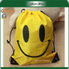 Customer Printed Polyester Cute Drawstring Gift Bag