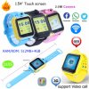 3G WiFi GPS Tracker Watch with Rotation 3.0m Camera