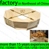 Wooden Cake Mold, Disposable Wood Baking Mould