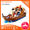 New Pirate Ship Inflatable Playground Bouncer Castle