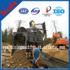 Alluvial Mobile Gold Washing Plant in Africa (3-500t/h)