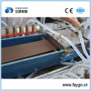WPC Decking Profile Extrusion Line by Faygo