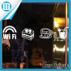 WiFi and Dessert and Drink Sign Decal Store Window Sticker