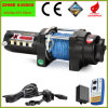 4500lbs Auto Electric Winch with Synthetic Rope