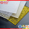 Colorful Polycarbonate Embossed Solid Sheet Textured Sheet Price