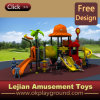Ce Competitive Standard Animal Style Outdoor Playground for Preschool (X1509-1)